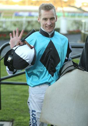 Proven performer: Blake Shinn enjoyed another great year in the saddle.