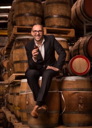 David Vitale of Starward Whisky in Essendon.