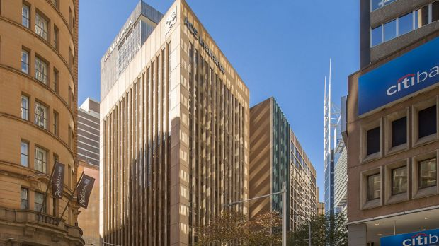 28 O'Connell Street, Sydney, has been substantially leased.