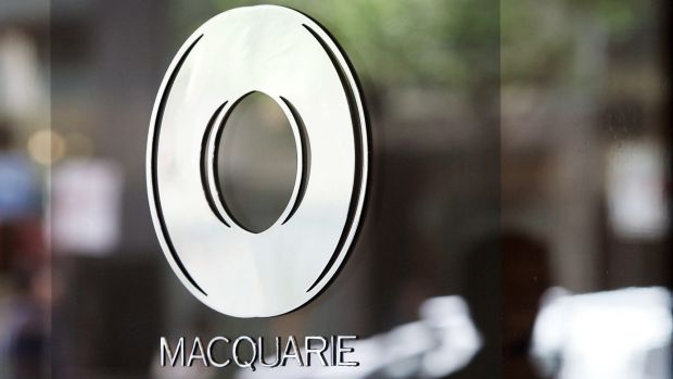 Macquarie Group has unveiled its half year profit.