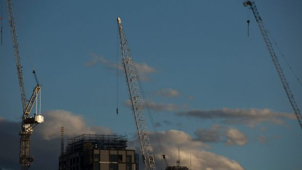 The sky has been dotted with cranes for many years as the construction boom engulfs the nation.