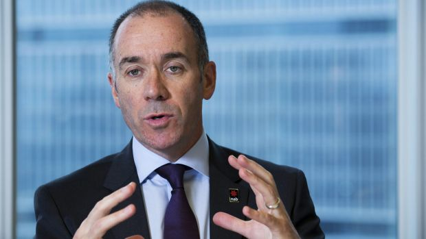 Andrew Thorburn and the NAB board have left dividends steady.