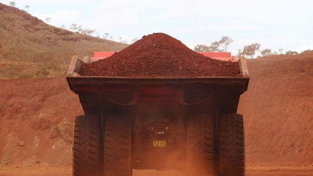 At its Tuesday fix, iron ore slid $US3.05, or 4.6 per cent, to $US63.20 a tonne, according to Metal Bulletin. The price ...