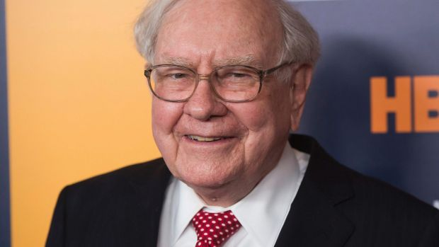 Warren Buffett's Berkshire Hathaway sits on enough cash to pay for New York City's government operations for a year.