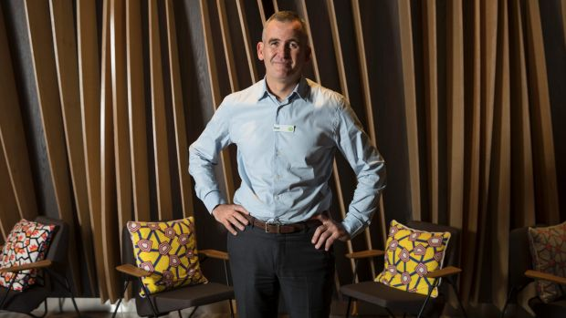 Woolworths chief executive Brad Banducci will need to convince investors on Big W's value.