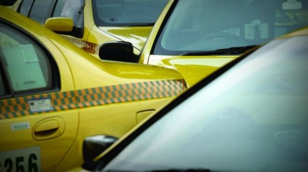 The Andrews government announced in February that taxi licences would be scrapped.