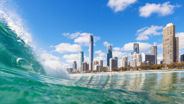 """The Gold Coast is an important part of helping Brisbane become a """"new world city""""."""