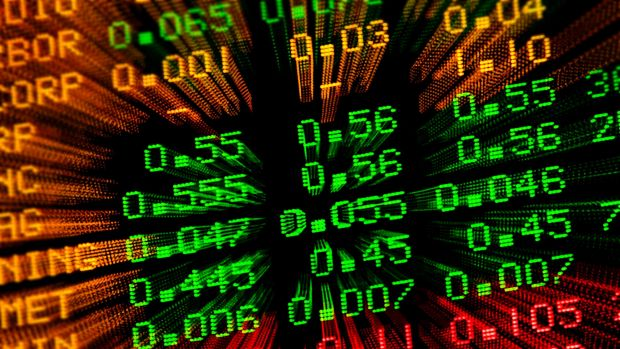 Traders are bracing for a risk-off theme to sweep through equities and bonds, as the US navy moved within striking ...