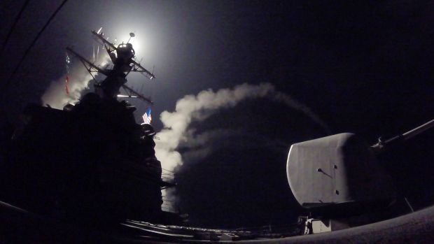 The timing of the leaks coincides with the United States' recent shift in policy in Syria.