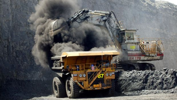 Westpac says it won't back coal mines in the Galilee Basin.