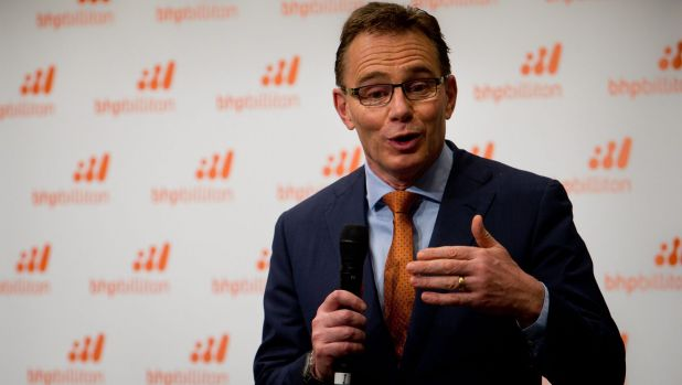Andrew Mackenzie, chief executive officer of BHP Billiton, has rejected Elliott's proposals.