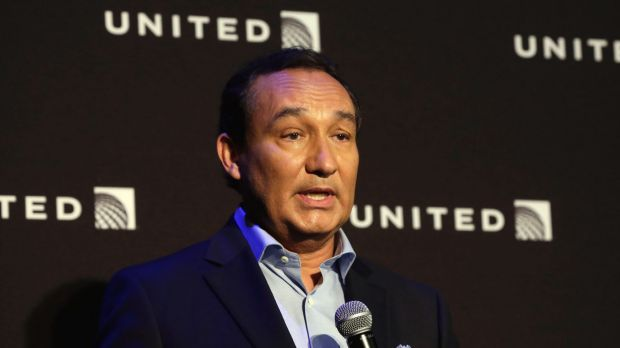 """""""I continue to be disturbed by what happened on this flight,"""" United chief executive Oscar Munoz wrote in a statement. ..."""