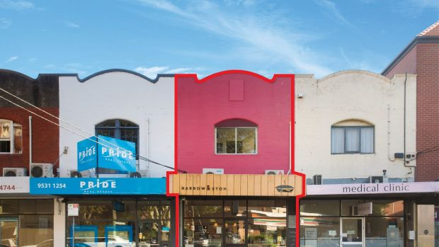 An investor got to have their pie and eat it after buying a two-level shop leased to Harrow and Eton Gourmet Pies at 61 ...