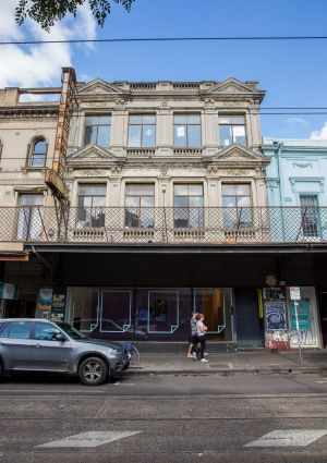 Gertrude Street is becoming a fashion shopping destination to rival other Melbourne strips.