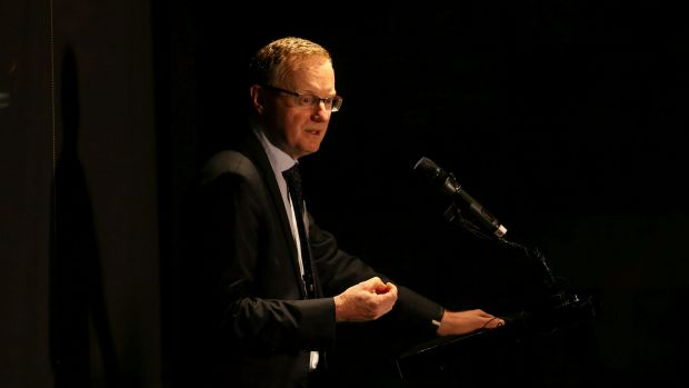 Reserve Bank of Australia governor Philip Lowe has warned of rising house prices.
