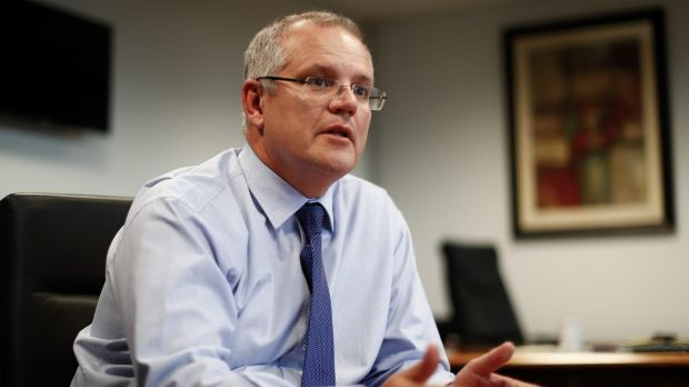 Treasurer Scott Morrison flags further action if the budget fails to cool the housing market.