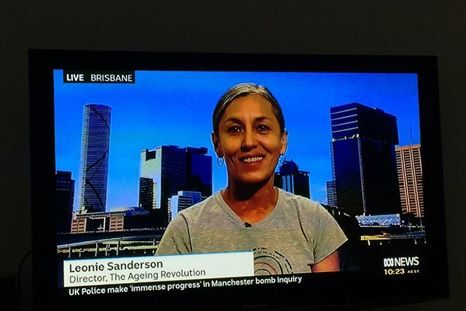 The Ageing Revolution on ABC 24