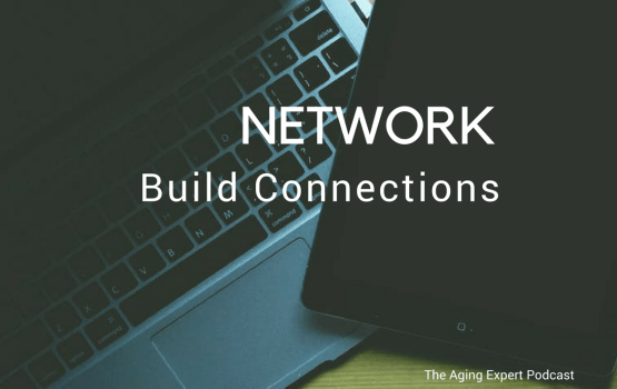 Build professional connections