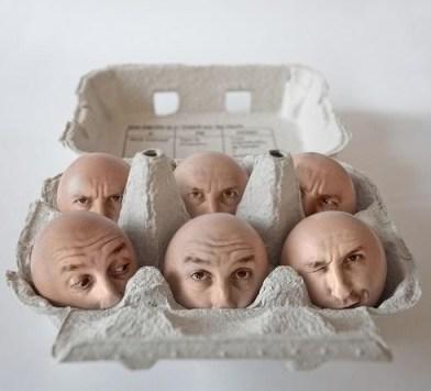 Head Eggs