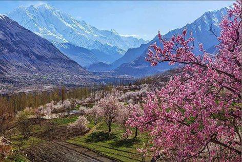 Hunza and Nager Valley