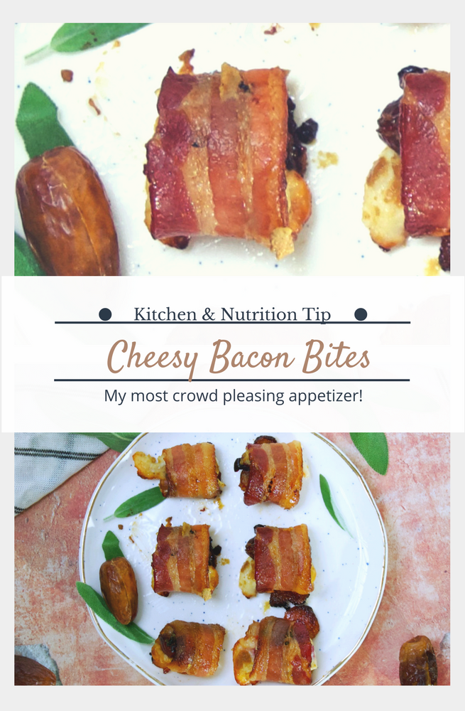 Bacon Bites that everyone fights over!