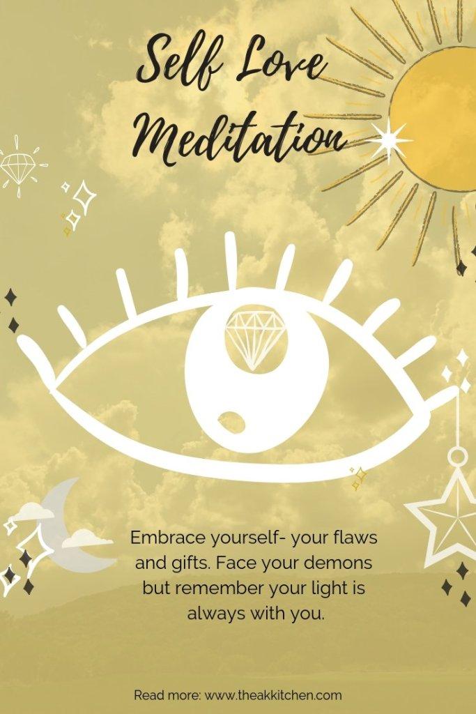 Mindful Meditation: Self Love Pt. 1
