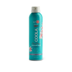 Classic Body Organic Sunscreen Spray SPF 50