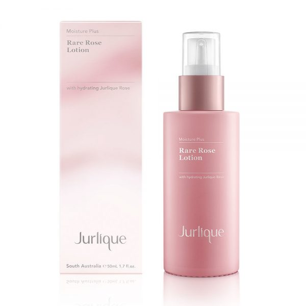 Moisture Plus Rare Rose Lotion