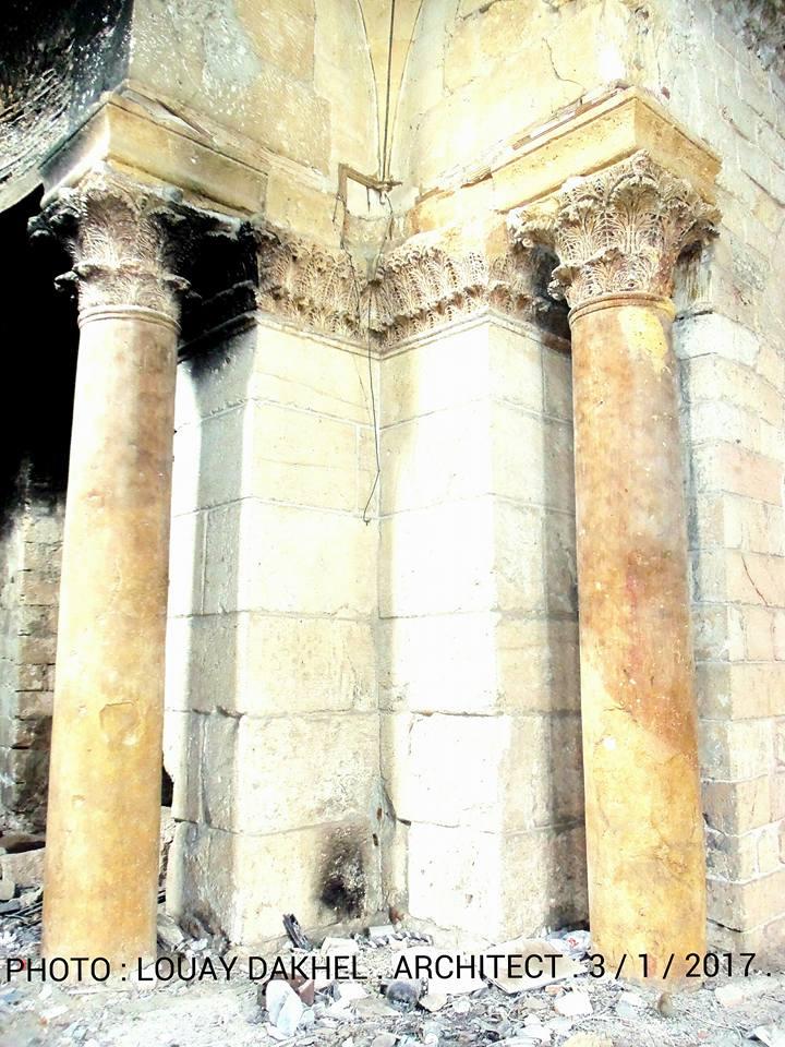 Byzantine Columns