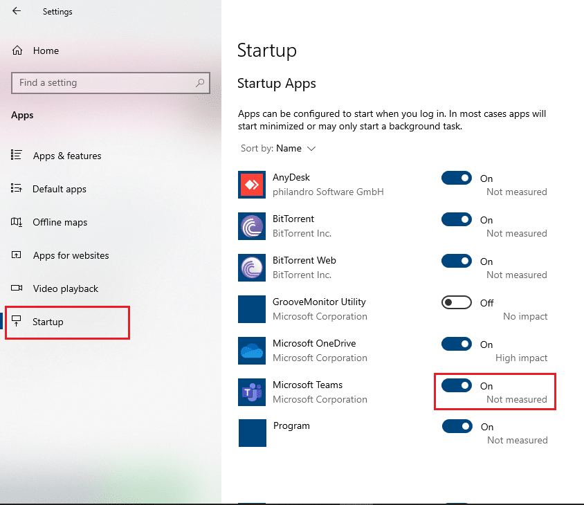 How to Stop Microsoft Teams From Starting Automatically