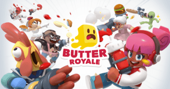 Butter Royale เกมแนวฟู้ดไฟต์แบบเล่นได้หลายคนจาก Mighty Bear Games เปิดตัวบน Apple Arcade แล้ว