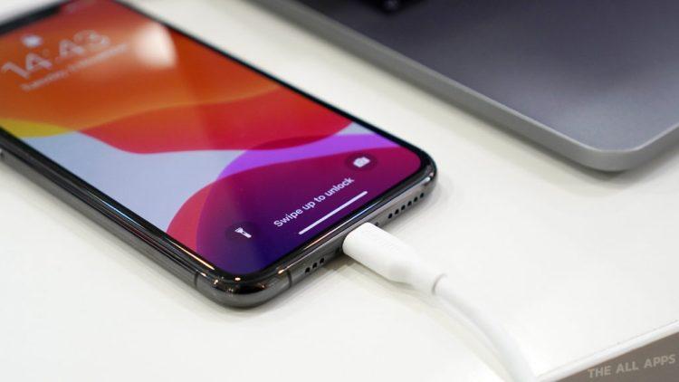 รีวิว สายชาร์จ CHOETECH USB C to Lightning Cable IP0036 ผ่านมาตรฐาน MFi รับรองโดย Apple ยาว 2m สายชาร์จ ไอโฟน