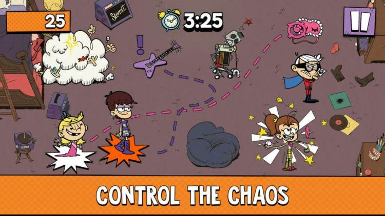 Loud House: Outta Control เกมใหม่จาก Nickelodeon เปิดให้เล่นเฉพาะบน Apple Arcade เท่านั้น