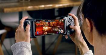 """Razer Kishi"" เกมมิ่งคอนโทรลเลอร์ใหม่ล่าสุดสำหรับ iPhone จอย Analog ปุ่ม D-pad 8 ทิศทาง และปุ่ม มัลติฟังก์ชั่น"