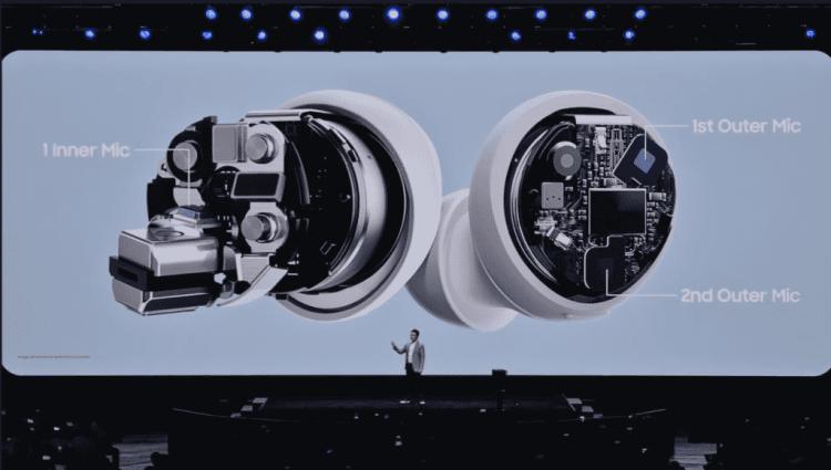 Samsung Galaxy Buds+ หูฟังไร้สาย True wireless รุ่นใหม่ ตัดเสียงดีขึ้น แบตอึด 11 ชม.