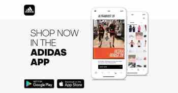 อาดิดาส ได้เปิดตัวแอปพลิเคชัน adidas ในประเทศไทยอย่างเป็นทางการแล้ว เพื่อมอบความสะดวกสบายสูงสุดในการเลือกซื้อสินค้าอาดิดาสรูปแบบออนไลน์