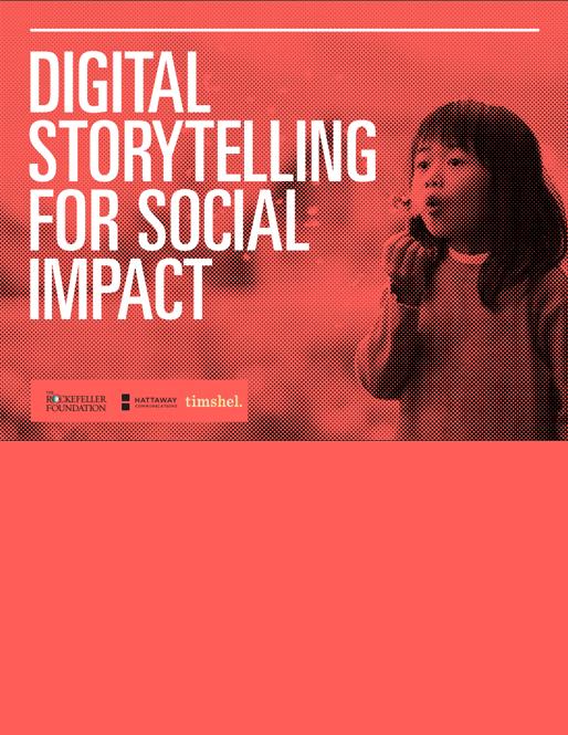 Rockefeller Digital Storytelling for Social Impact