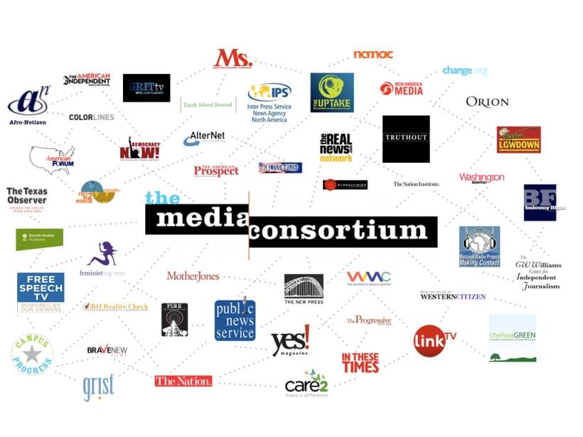 The Media Consortium