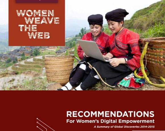 Women Weave the Web