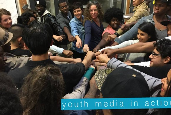 Youth Media, Collective Action, Dinner, and The Future