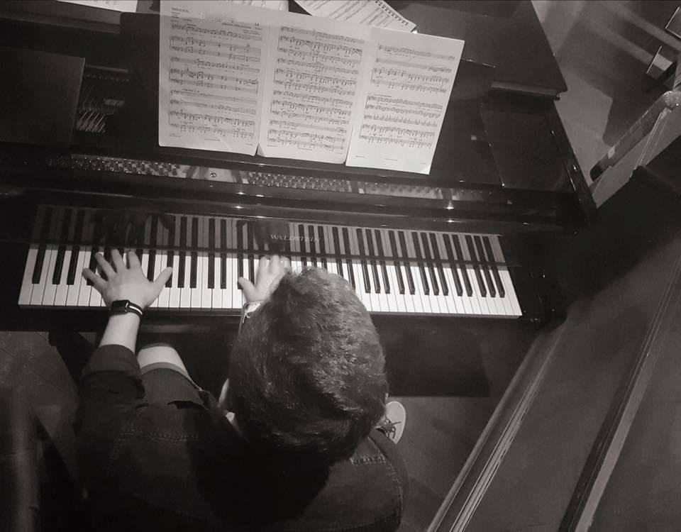 Josh Newport Musical Director - Frankie Valli Tribute