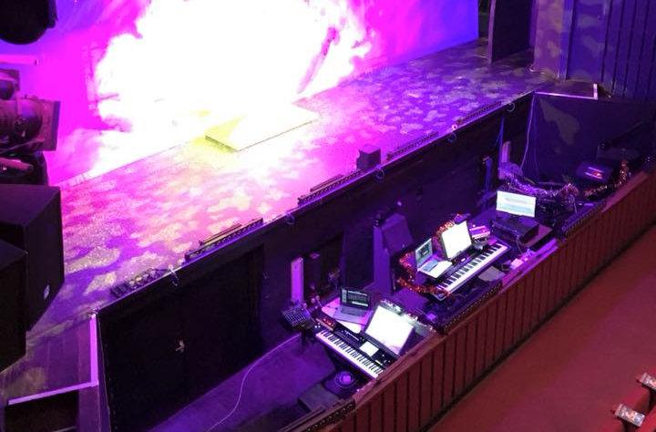 Josh Playhouse Frankie Valli Tribute