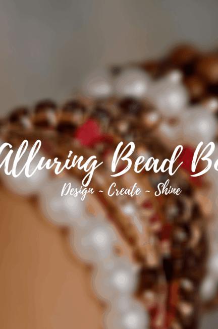 Bead Weaving 101 – Tubular Right Angle Weave Option 1