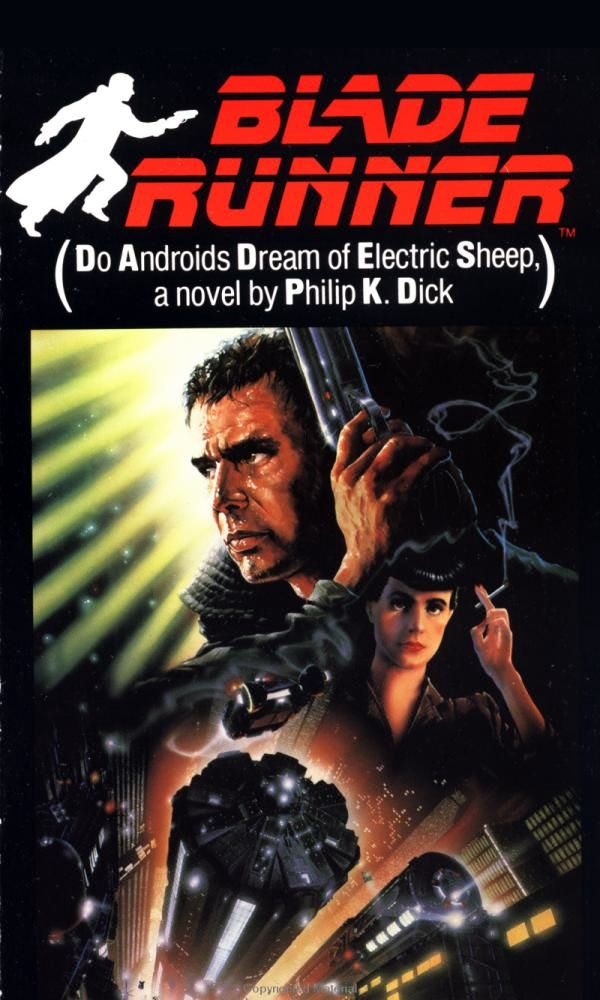 Image result for blade runner book