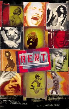 Poster do filme RENT - Ao Vivo na Broadway