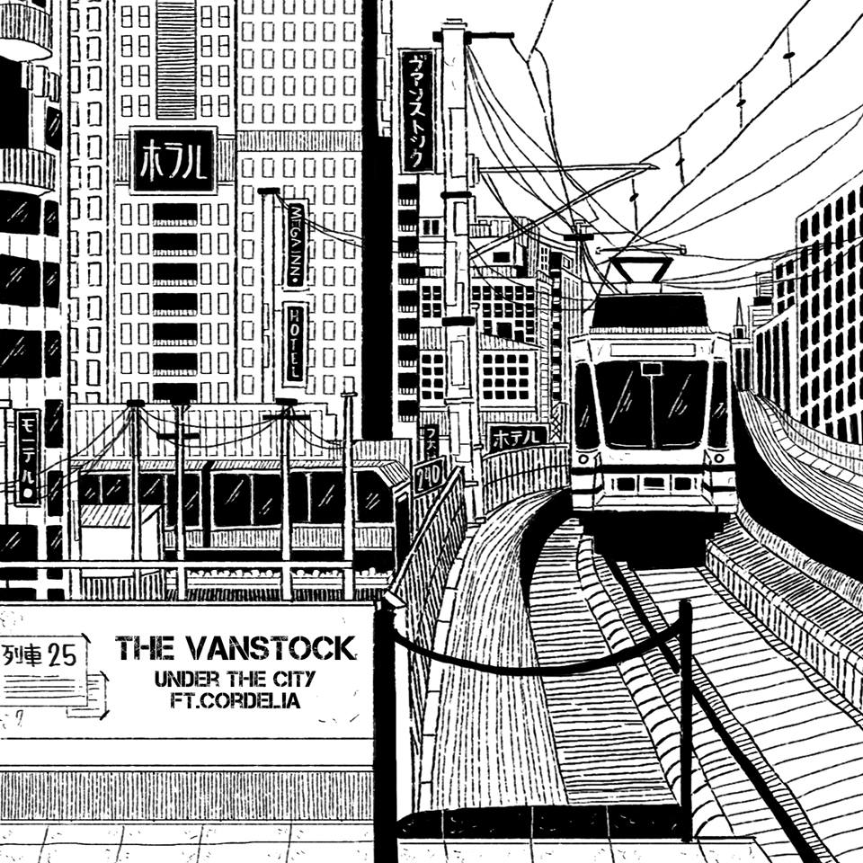 Under the City | The Vanstock's single launch