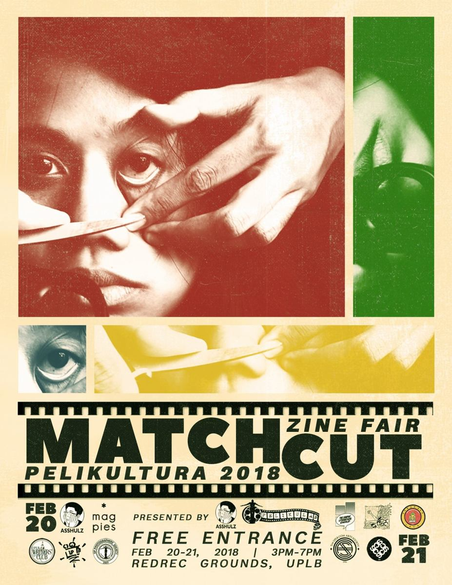 Match Cut Zine Fair at Pelikultura 2018