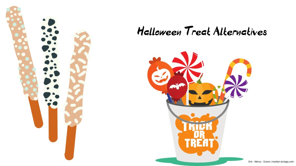 Halloween Treat Alternatives For Kids