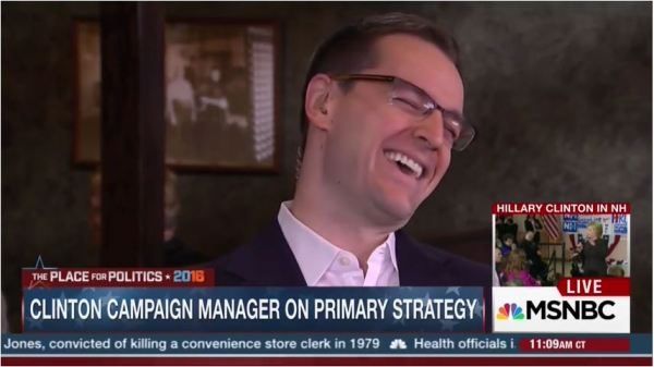 Robby Mook plays gender card to deflect question about ...
