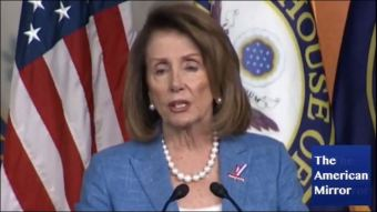 VIDEO: Pelosi repeats words, garbles speech, asks 'So you want me to sing my praises?' - The American Mirror